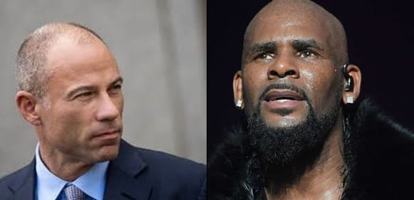 """He will die in a prison""- Attorney Michael Avenatti on R Kelly"