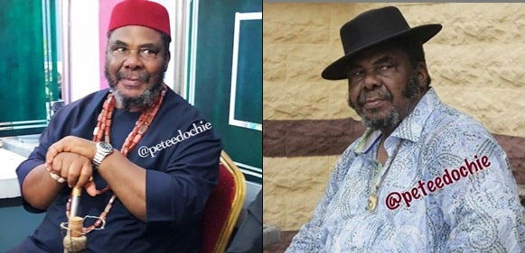 Legendary Actor Pete Edochie  Is 72 Today