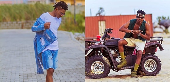 Bbnaija's Efe Ejeba Is 26 Today, Shares A Dance Video And Photos To Celebrate