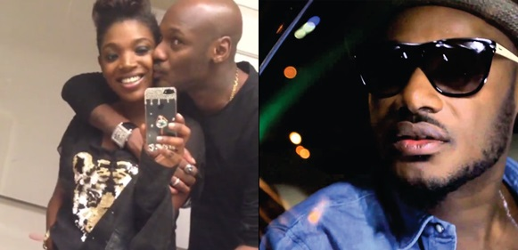 """I Have Fucked Up As A Role Model As A Father And As A Husband. Annie Im Sorry. I Know U Tried Your Best."""" 2baba Apologises To Wife"""