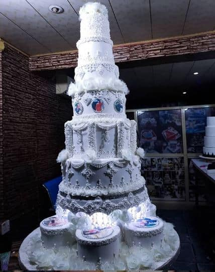 Tonto Dikeh begs Bobrisky to donate his birthday cakes to 'About to wed' couples